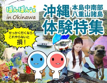 沖縄体験特集