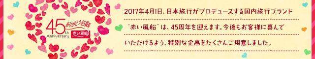 →ブランド45周年記念
