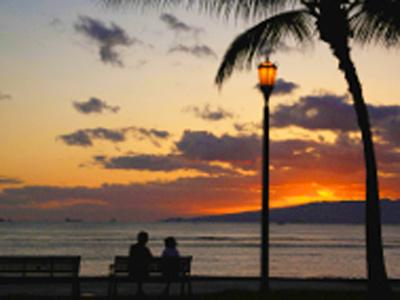 ハワイへの旅