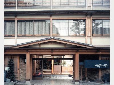 桂小五郎潜居の宿 つたや旅館