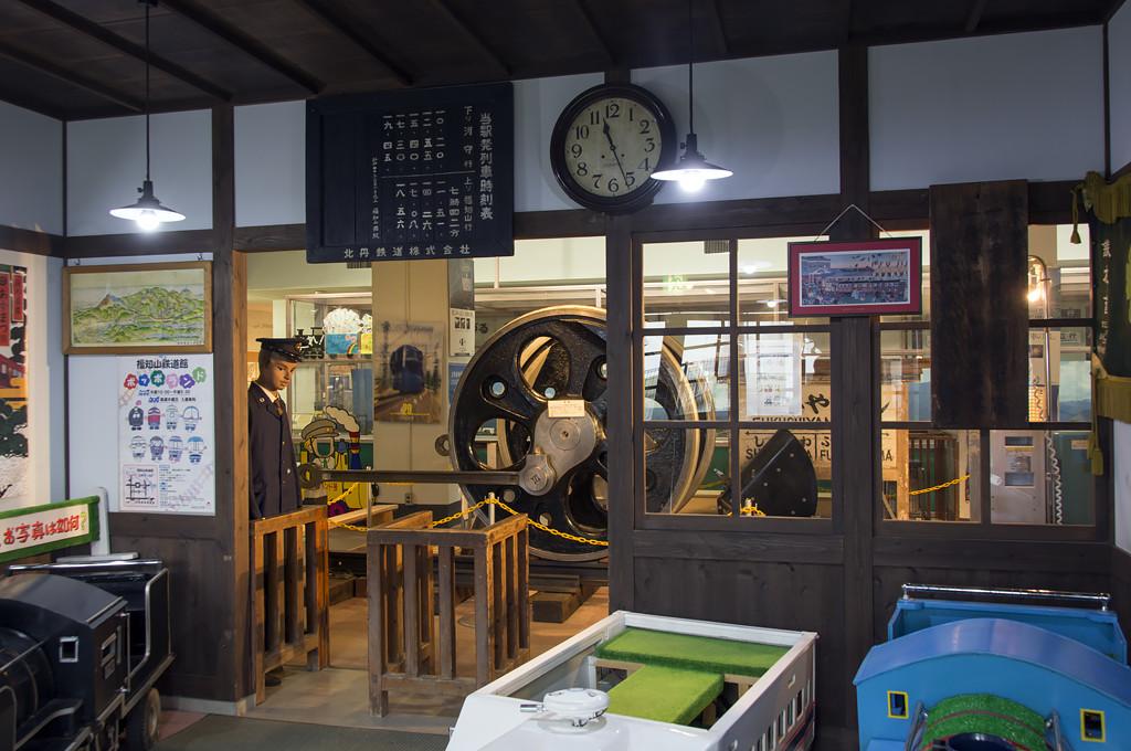 鉄道の町、福知山を歩いて楽しむ...