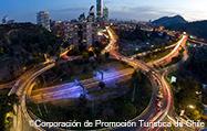 サンティアゴ風景
