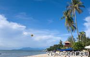 ペナン島風景