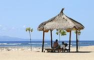 バリ島ビーチリゾート