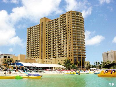 Sクラス アウトリガー・グアム・リゾート プレジャーアイランド直結。幅広い人気のデラックスホテル 詳細・予約はこちら