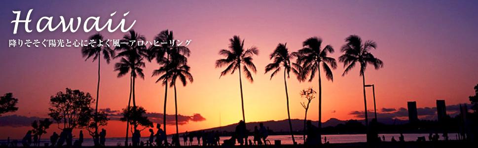 ハワイ1 ハワイ旅行・ハワイツアー特集 ハワイにはホノルルやハワイ島、ダイヤモンドヘッドなど、魅