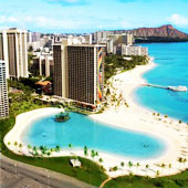 ヒルトン・ハワイアン・ビレッジ・ビーチ・リゾート&スパ