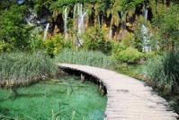 プリトビッチェ湖群国立公園