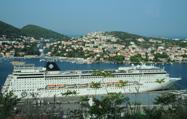クルーズ船の寄港地