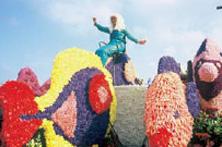 アムステルダム 春のパレード