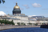 サンクト・ペテルブルグ歴史地区と関連建造物群