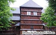 カルパチア木造教会群