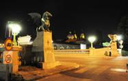竜の橋(リブリャーナ旧市街)