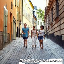 スウェーデンイメージ
