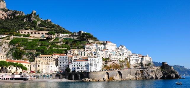 イタリア世界遺産:アマルフィ海岸 | 海外旅行・海外ツアーは日本旅行 日本旅行 トップ&