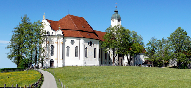 ヴィースの巡礼教会の画像 p1_28