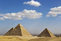 メンフィスとその墓地遺跡-ギーザからダハシュールまでのピラミッド地帯(エジプト)