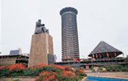 ナイロビ市街