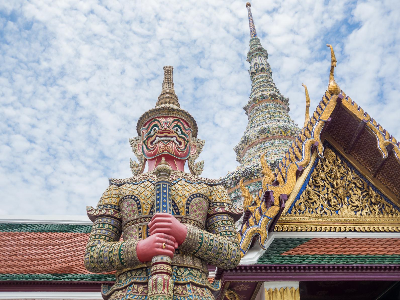 【新千歳発】 タイ国際航空利用! バンコク 5・6日  ★朝食付・送迎付★  【先取りスーパーセール!バンコク】