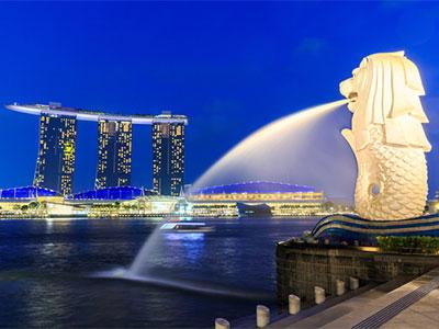 【名古屋発】シンガポール航空利用シンガポール 4・5日★観光付き・送迎付き★<br>【春本番!盛りだくさんシンガポール】