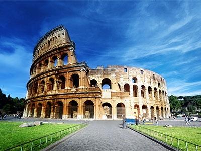 【関空発】アシアナ航空ビジネスクラスで行く イタリア・イギリス ★朝食付き