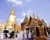 【関空発】タイ国際航空直行便利用!バンコク 4・5日【売りつくし】