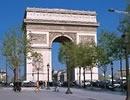 【関空発】ヨーロッパ内乗り継ぎで行く パリ 5・6・7日【大感謝祭】