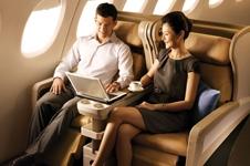【関空発】シンガポール航空ビジネスクラス B787-10で行くシンガポール【大感謝祭】