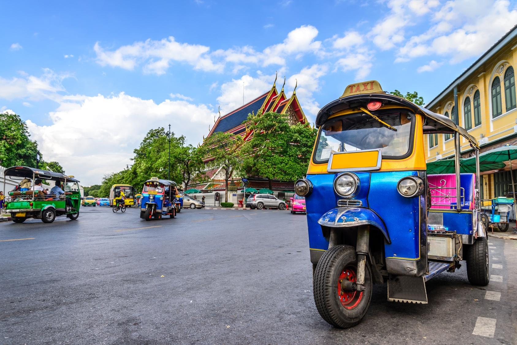 【関空発】タイ国際航空午前便で行く!バンコク4・5日【ネットバーゲン】