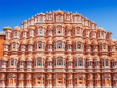 【関空発】エア・インディアで行く 宮殿ホテル ジャイマハール・パレスに泊まる インドゴールデントライアングル5日