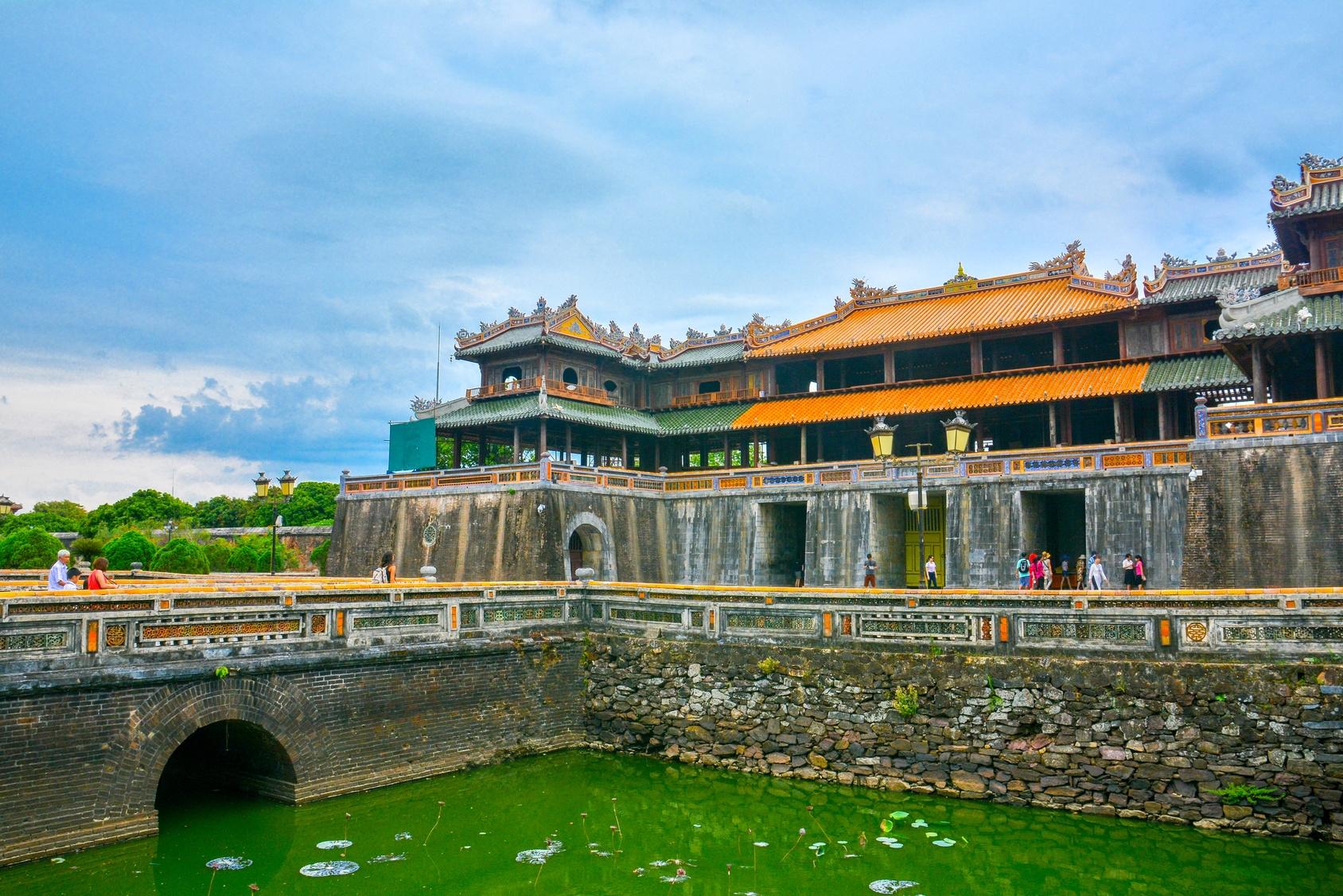 【関空発】ベトナム航空利用 4つの世界遺産を訪ねる ベトナム中部 6日【SIT絶景】