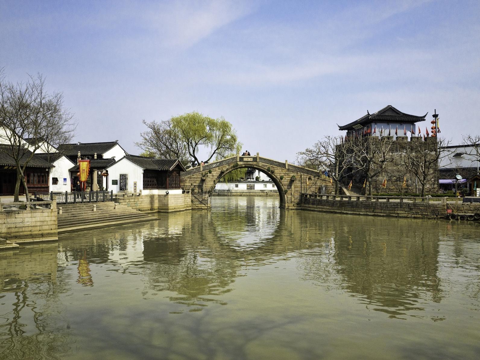 【成田発】航空会社指定なし 上海・蘇州 3・4日【お得な観光付き】