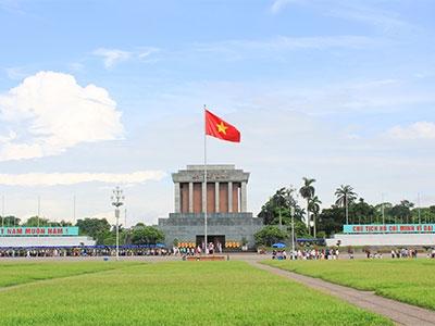 【成田発】ベトナム航空直行便利用 いいとこどり ハノイ4・5日【夏~秋のお得な観光付き】