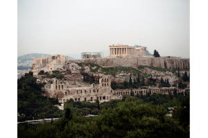 アクロポリスの丘