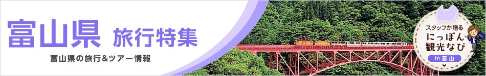 富山旅行 富山ツアー