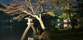 金沢城・兼六園ライトアップ