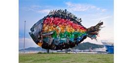 瀬戸内国際芸術祭2013「アートと島を巡る瀬戸内海の四季」
