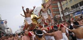 おぎおんさまつり(祇園祭)