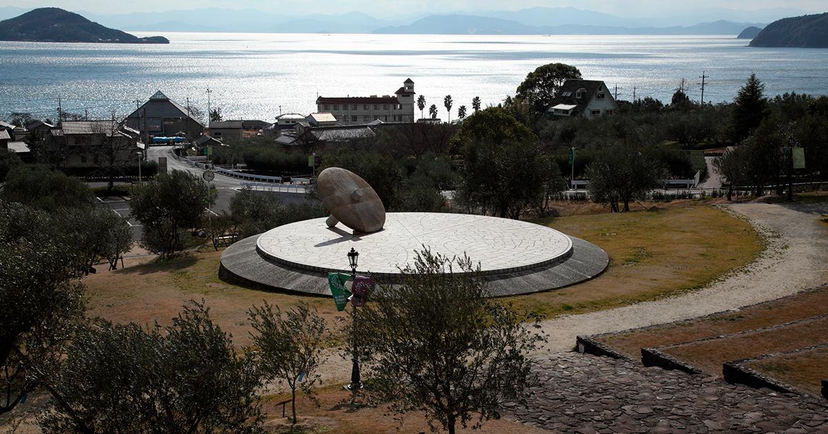 小豆島の風景