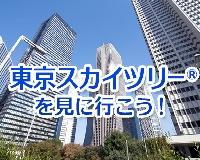 日帰り東京【往復JR限定列車+東京スカイツリー(R)アニバーサリー5】