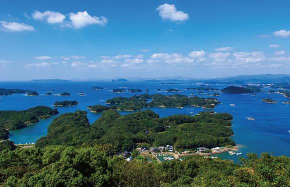 エキゾチック平戸・長崎と九十九島 [2日間]