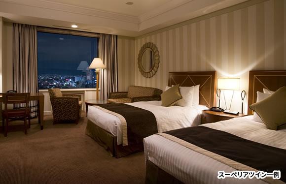 【WEB限定】7-8月はココ!JRで行く帝国ホテル大阪 おとなび特別価格!