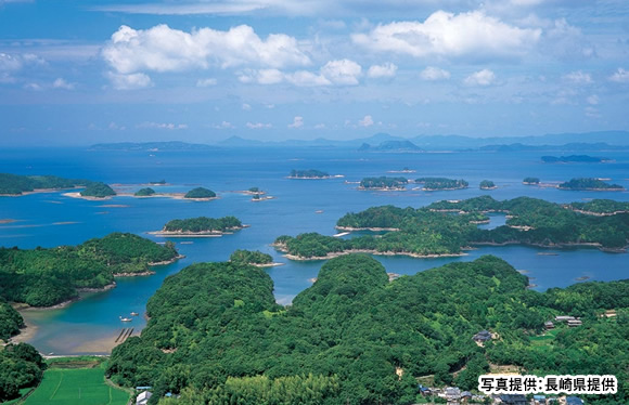 <九州横断ゴールデンコース>長崎・熊本・大分の絶景に出会う旅 3日間