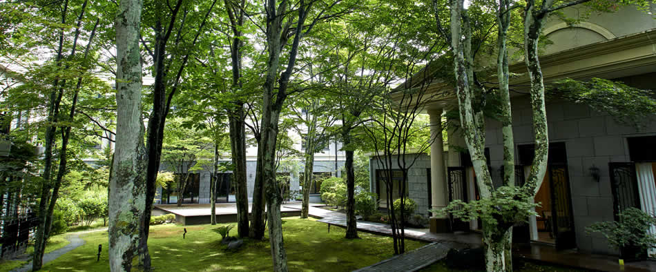ろくもん電車で行く憧れのリゾート「軽井沢」と旧軽井沢ホテル2連泊