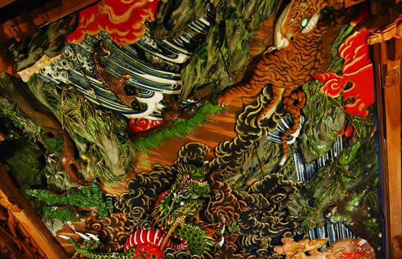 贅を極めた名旅館「華鳳 別邸 越の里」・「龍言」に泊まる 日本のミケランジェロ石川雲蝶との出会い紀行 3日間