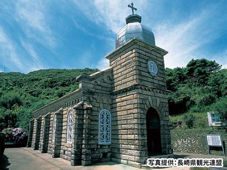 祈りの島 上五島で過ごす幻想的な夜 教会のクリスマスイルミネーションとクラシックコンサート 3日間