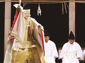 ユネスコ無形文化遺産 現在に継承される出雲流神楽の源流「佐田神能」特別鑑賞 2日間