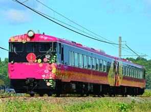 観光列車「花嫁のれん」と「べるもんた」に乗車&金沢フリータイム 2日間