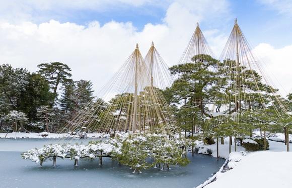 城下町・金沢ならではのお正月を楽しむ 2日間