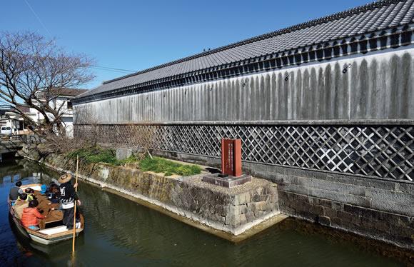 名物「牡蠣小屋」と冬の風物詩「こたつ舟」の柳川下り 2日間